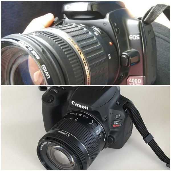 2 Canon Camera Limited Time On Sale