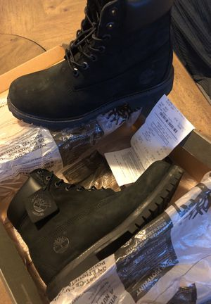 New Black Timberlands for Sale in San Diego, CA