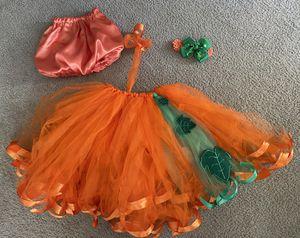 Baby pumpkin Halloween costume for Sale in Dickinson, TX