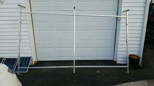 Ladder Rack (Aluminum) 8ft length for Sale in South Charleston, OH