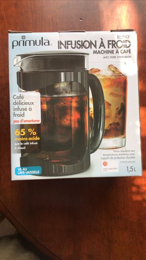 COLD BREW COFFEE MAKER *NEW* for Sale in Redlands, CA