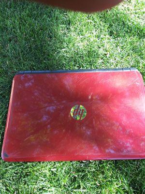Hp laptop 15inch for Sale in Salt Lake City, UT