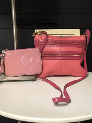 Coach bundle crossbody for Sale in Silver Spring, MD