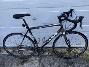 Jamis Carbon fiber road bike for Sale in Pompano Beach, FL