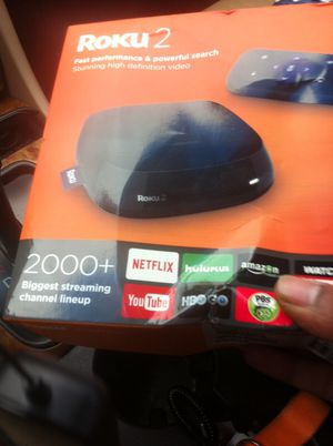 Roku 2 for Sale in Humble, TX
