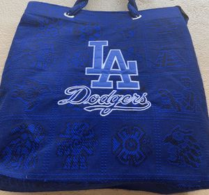LA Dodgers tote bag for Sale in Los Angeles, CA