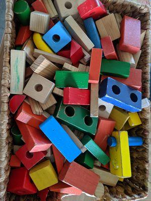 Wood blocks for Sale in Pasco, WA