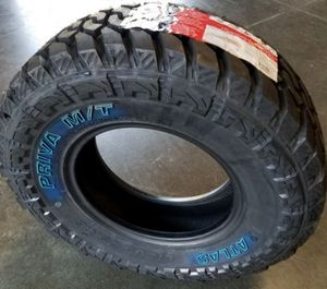 31X10.50R15 (4) NEW ATLAS M/T TIRES free installation and balance NO TAX for Sale in Los Angeles, CA