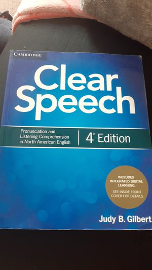 Clear speech level 2 for Sale in Cleveland, OH