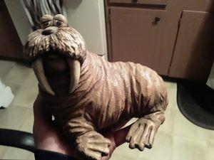 Walrus home decor statue for Sale in Vancouver, WA