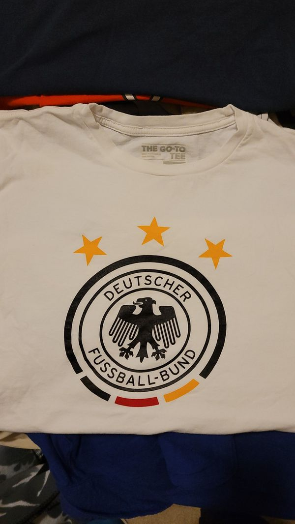 Adidas Germany Soccer t-shirt, Youth XL