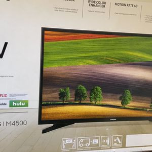 "Brand New Samsung 32"" TV New In Box for Sale in Buffalo, NY"