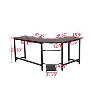 Winado Modern L shaped desk for Sale in Fresno, CA