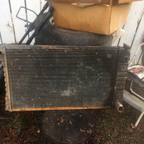 88-98 GMC radiator