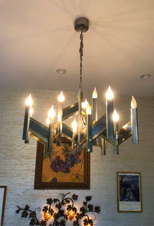 Light fixture hanging chandelier for Sale in Los Angeles, CA