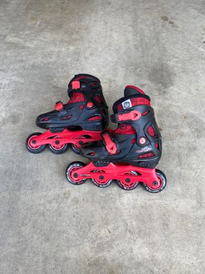 Krypton is kids roller blades for Sale in Willow Spring, NC