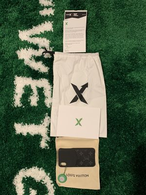 LOUIS VUITTON XS MAX CASE 100% Authentic for Sale in Miami, FL
