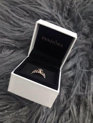 Pandora Rose Gold Ring for Sale in Salinas, CA