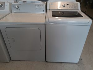 Kenmore tap load washer and electric dryer mix and match set used in good condition with 90 day's warranty for Sale in Mount Rainier, MD
