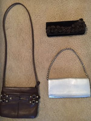 3 Small Purses/Handbags- see Photos-all for $15 for Sale in Arlington, TX