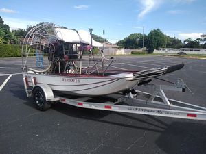Viking Airboat for Sale in St. Petersburg, FL