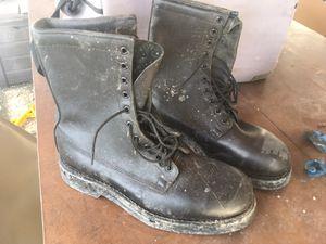 Steel toe work boots for Sale in Key Largo, FL