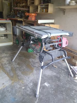 Table saw for Sale in Houston, TX