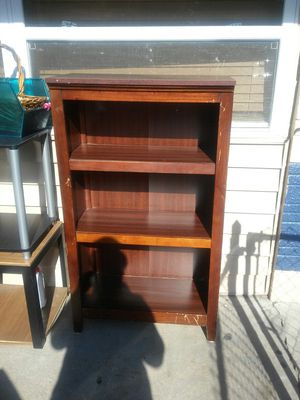 Three bookshelves (AsIs) for Sale in Tampa, FL