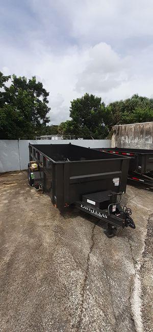 7x14 Dump Trailer for Sale in Fort Lauderdale, FL