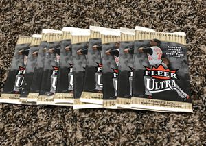 2006 Fleer Ultra baseball cards for Sale in Youngtown, AZ