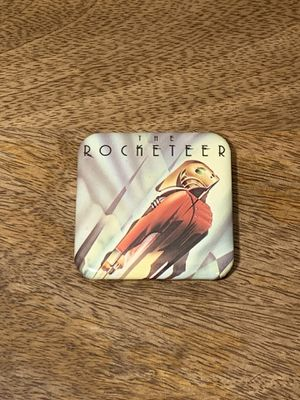 Vintage 90s Movie Pin. Disney's The Rocketeer. See pics for Sale in Tamarac, FL
