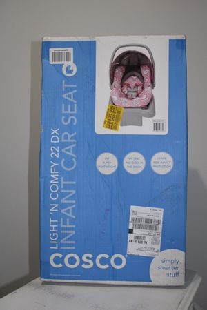 COSCO Light 'N Comfy 22 DX Infant Car Seat for Sale in St. Cloud, FL
