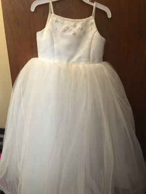 Size 4 Flower Girl Dress for Sale in Los Altos, CA