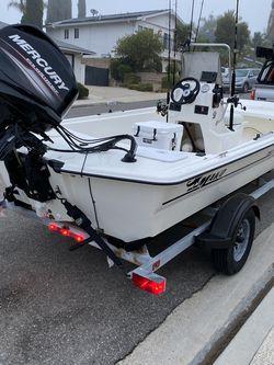 2018 Mako Pro Skiff 17 Fishing Boat for Sale in Mission Viejo,  CA