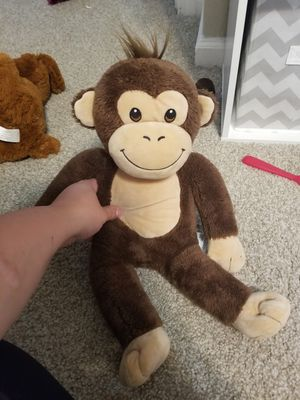 Build a bear monkey for Sale in Vacaville, CA