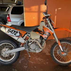 2005 KTM 525EXC for Sale in Tacoma, WA