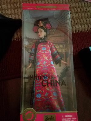 Princess of China Barbie for Sale in Franconia, VA