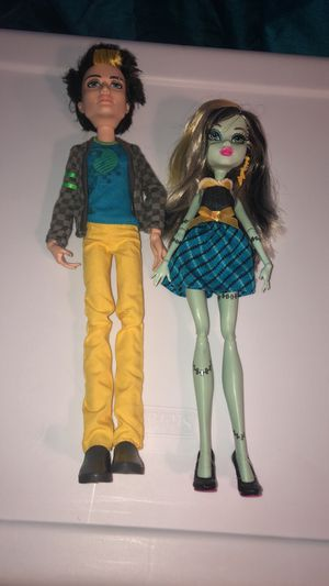Monster High Dolls for Sale in Evansville, IN