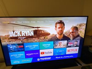 Onn 4K 50 inch 2020 mdl for Sale in Anaheim, CA