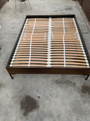 Ikea Full Size Platform Bed Frame for Sale in Inglewood, CA