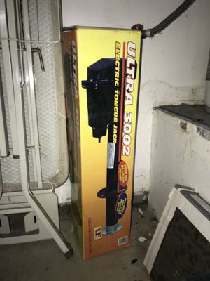 Manual Trailer jack not automatic.. for Sale in Lake Elsinore, CA