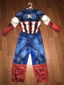 Captain America Costume for Sale in Greenacres,  FL