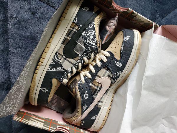 Travis Scott Nike SB's Size 11 Cactus Jack