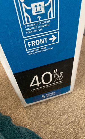 40' smart tv SHARP for Sale in San Diego, CA