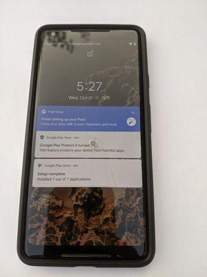 Google Pixel 2XL TMobile (broken screen) for Sale in Pomona, CA
