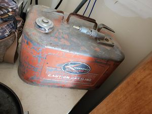 Antique Mercury Gas can for Sale in Kennewick, WA