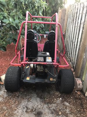 Manco go cart used for Sale in Lake Worth, FL
