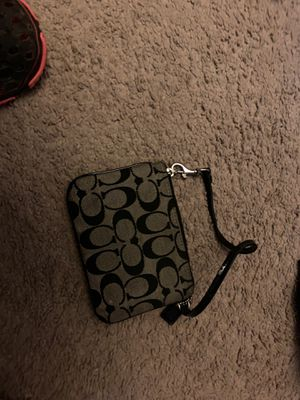Small coach wallet/change purse for sale for Sale in Chandler, AZ