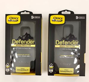 OtterBox Defender Case For Samsung Galaxy S9 & S9 PLUS with Belt Clip Holster BLACK for Sale in Mira Loma, CA