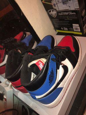 Jordan 1 top 3. Size 11 for Sale in Larose, LA